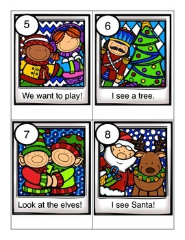 Christmas Sentences Read the Room