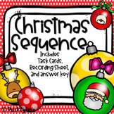 Christmas Sequence Task Cards