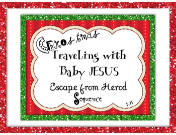 Christmas Sequence with Baby Jesus