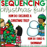 Sequencing - Christmas and Winter Fun!