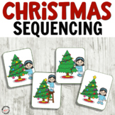 Christmas Activities - Logic and Sequencing Activities