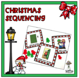 Christmas Sequencing : Language Activity