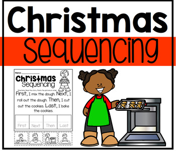 Christmas Sequencing Pack