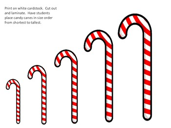 Christmas Seriation--Sequencing by Size