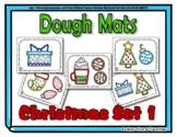 Christmas Set 1 Dough Mats