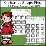 Christmas Shape Find