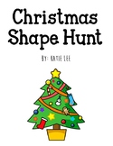 Christmas Shape Hunt (Adapted Book)