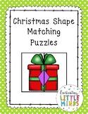 Christmas Shape Matching