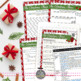 Christmas Poetry & Nonfiction Lesson with Project for Teen