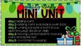 Christmas Shopping Counting Money Mini Unit