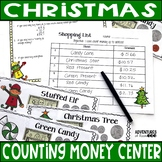 Christmas Counting Money Activity