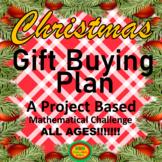 Christmas Shopping Mathematical Challenge