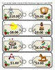 Christmas Shopping More or Less (Math Activity)