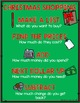 Christmas Shopping Word Problems Worksheets and Task Cards