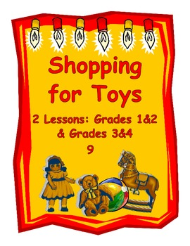 Christmas Shopping for Toys