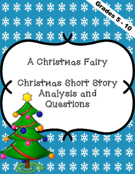 Christmas Short Story - A Christmas Fairy with Questions