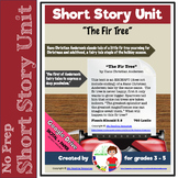 Christmas Short Story The Fir Tree