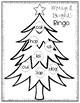 Christmas Short Vowel Bingo