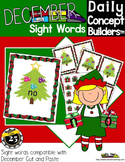 Christmas Sight Word Center
