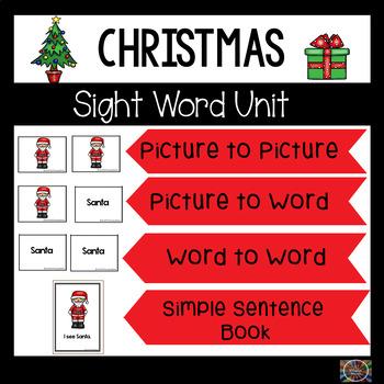 Christmas Adaptive Reader Kit