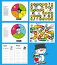 Christmas Activities Sight Word Games - PrePrimer - First