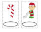Christmas Sight Word Write The Room: Fill In The Sight Words You Are Working On!