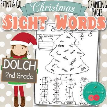Christmas Sight Words