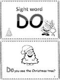 Christmas Sight word bundle