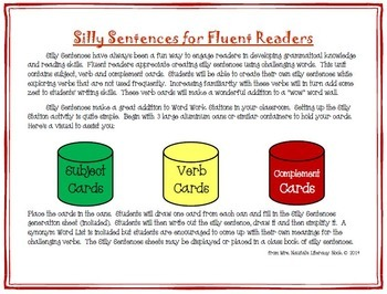 Word Work for Fluent Readers - Christmas