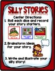 Christmas Silly Story Starters: Writing Center