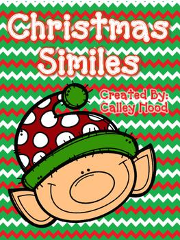 Christmas Similes
