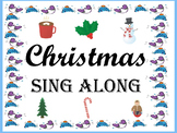 Christmas / Holiday Sing Along / Winter Songs for Chorus, Choir, Music Classroom