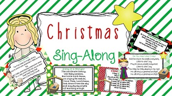 Christmas Sing Along (religious)