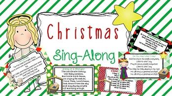 Christmas Sing Along (religious)