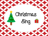 Christmas Sing Ideas and Suggestions