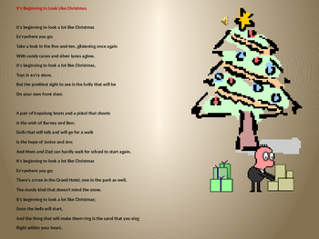Christmas Sing-a-Long PowerPoint