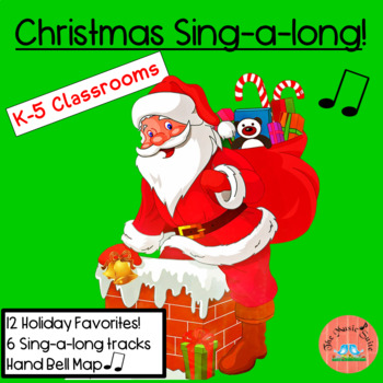 Christmas Sing-a-Long!!  Holiday Favorites for all to Enjoy!