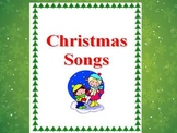 Christmas Sing-a-Long Songs