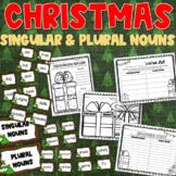 Christmas Singular and Plural Nouns