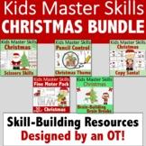 Christmas Skill-Building Fine Motor and Brain Break Bundle