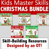 Christmas Skill-Building Fine Motor and Brain Break Bundle