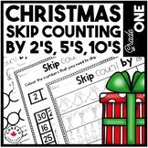 Christmas Skip Counting   2's   5's   10's