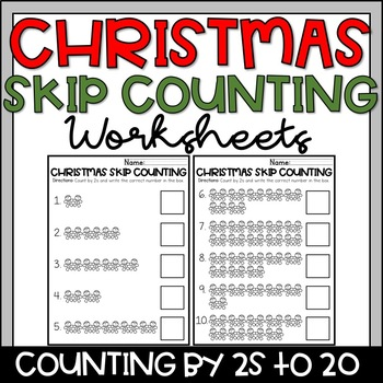 christmas skip counting by s to  gingerbread man math worksheets originaljpg