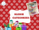 Christmas Sleigh Categories