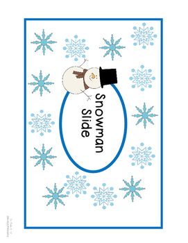 Christmas Slide Games