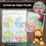 Christmas Slope Puzzle