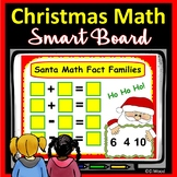 SMARTboard Christmas Math Activities