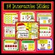 SMART Board Math Christmas Counting, Addition & Word Problems
