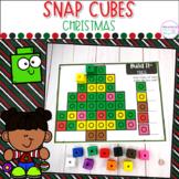 Christmas Snap Cube Mats