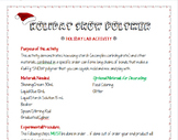 Christmas Snow Polymer Activity
